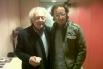 David Escamilla entrevistant Eduard Punset. Ràdio 4, RNE (Primavera 2012)