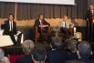 Talking Numintec amb Sandro Rosell (Barça) i Enric Crous (Damm). Conductor de la xerrada: David Escamilla. 28 novembre 2013