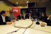 Club 21, 9 de novembre de 2014, RNE, Ràdio 4 - Amb Roger Guasch (Gran Teatre Liceu), Josep Valls (Anticimex), Joan Torrent (UOC Business School)