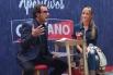 APERITIVOS CINZANO CON... MARÍA ESTEVE. Entrevista-Conversa a MADRID amb David Escamilla. 15 OCTUBRE, 12:30H.