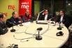 Club 21 - Amb Jaume Gurt, Ramon Novell i Philippe Delespesse. Presentació i direcció: David Escamilla. Presentació i direcció: David Escamilla. 13 d'abril 2014, RNE - Ràdio 4