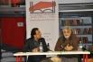 Entrevista-debat amb el director de teatre RICARD REGUANT a la Fundació Jordi Sierra i Fabra. David Escamilla (comunicador). Desembre 2013